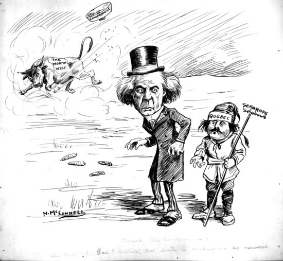 Newton McConnell. Circa 1910.